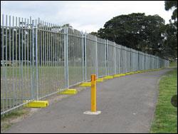 temporary fence temporary fence